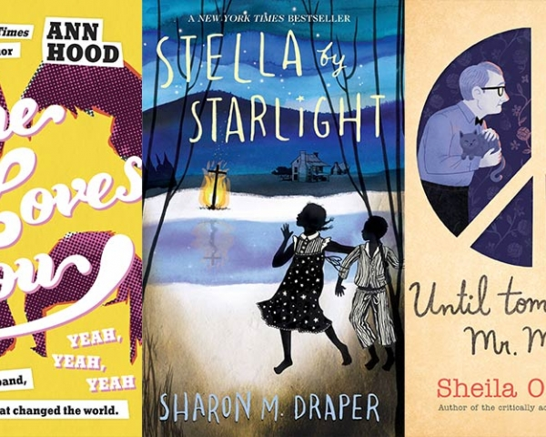 10 Moving Historical Novels for Tweens